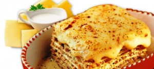 lasagne carbonara