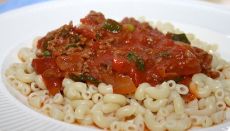 hoe maak je macaroni met gehakt