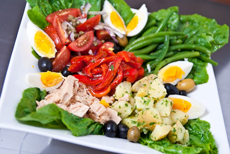 Nicoise Salad Recipes — Dishmaps