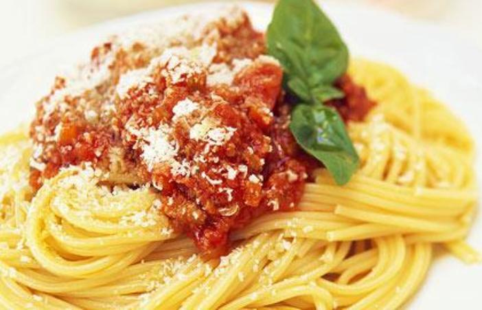 Spaghetti bolognese - Pasta Recepten