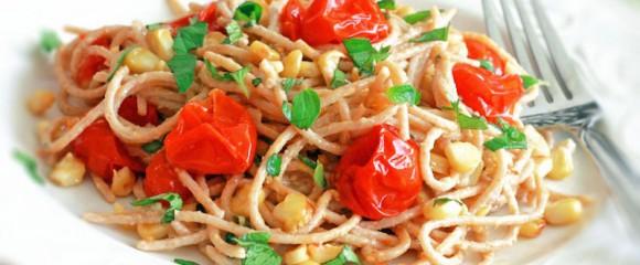 spaghetti-cherry-tomaten-basilicum